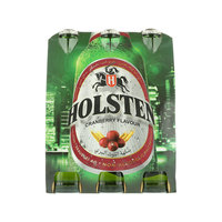 Holsten Cranberry flavor Malt Beverage 330ml x Pack of 6