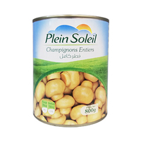 Plein Soleil Mushrooms Whole 800GR