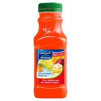 Almarai Juice Mixed Fruit No Added Sugar 300ml