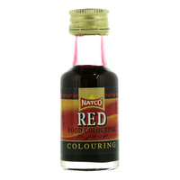 Natco Red Food Colouring 28ml
