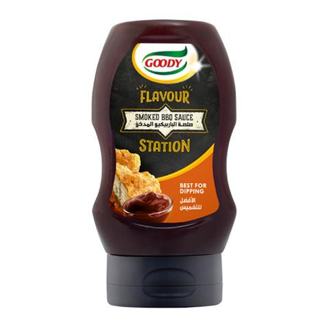 Buy Goody Smoked Bbq Sauce 290 Ml Online Shop Food Cupboard On Carrefour Saudi Arabia