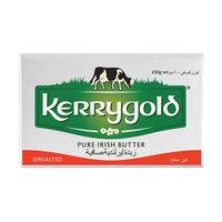 Kerrygold Pure Irish Unsalted Butter 200g