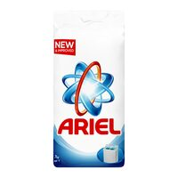Ariel powder detergent high foam 7 kg