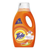 Tide automatic power gel white & colors original scent 1.8 L