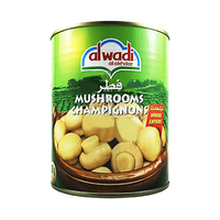 Al Al Wadi Al Akhdar Mushrooms Whole 184GR