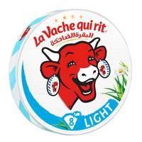 La Vache qui rit Light Spreadable Cheese Triangles 8 portions 120g