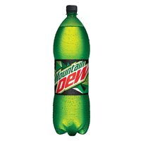 Mountain Dew Soft Drink 2.25L x Pack of 6