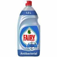 Fairy Platinum AntiBacterial Dish Washing Liquid Soap 1.05L