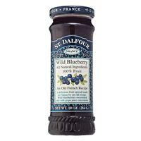 St Dalfour Wild Blueberry Flavour Jam 284g