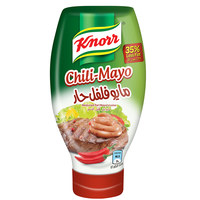 Knorr Reduced Fat Chili Mayonnaise 532ml