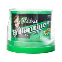 Vatika Brillantine Anti-Dandruff Styling Hair Cream 210ml