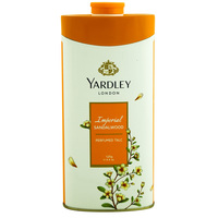 Yardley london Imperial Sandalwood Perfumed Talc 125g