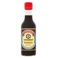 Kikkoman Naturally Brewed Soy Sauce 250ml