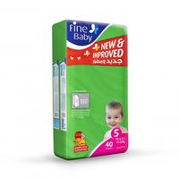Fine Diapers Jumbo Maxi 40 Pads