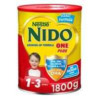 Nestle Nido One Plus growing Up Milk Powder 1800g
