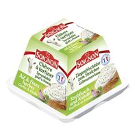 Soignon Plain Goat Pyramid Cheese 140g