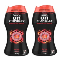 Downy Unstopables Spring In-Wash Scent Booster Beads 210gx2