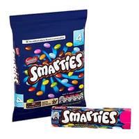 Nestle Chocolate Smarties 152gx4