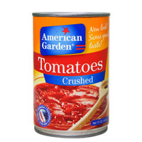 American Garden Crushed Tomatoes 475g