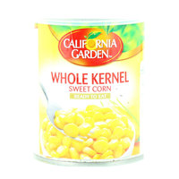 California Garden Canned Whole Kernel Corn In Brine 200g