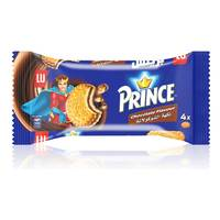 Lu Prince Chocolate Flavor Sandwich Biscuits 38g