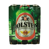 Holsten Non Alcoholic Pomegranate Flavour Beverage 330ml x Pack of 6