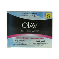 Olay Natural Whiteglowing Fairness Day Cream with SPF24 50g