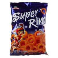 Oriental Super Ring Cheese Chips 60g