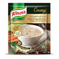 Knorr Cream of Vegetable Soup 42gx12