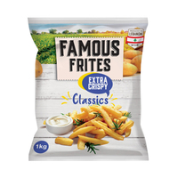 Famous Frites French Fries Classics 1KG
