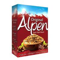 Alpen Original Swiss Style Muesli Cereals 375g