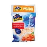Aqua Blue Cooked Shrimp X-Large 400GR