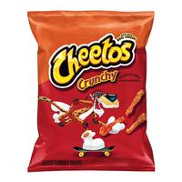 Cheetos Crunchy King Size Snacks 99.2g