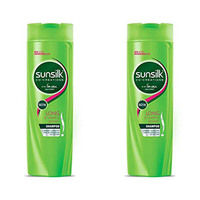 Sunsilk Shampoo Strong  Grew Ser 15% Pof 2X350ML -20% Off