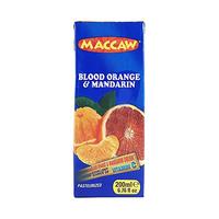 Maccaw Juice Blood Orange Slim 200ML