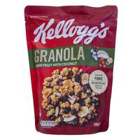 Kellogg's Granola Fruit 340gx2