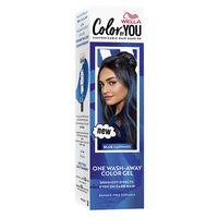 Wella One Wash Away Hair Color Gel Blue Sapphire