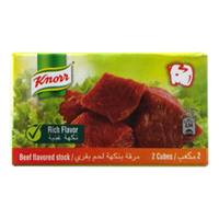 Knorr Beef Flavored Stock Cube 18g