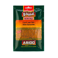 Abido Special Mix Grinded 75GR