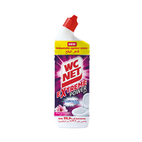 Wc Net Extreme Power Liquid Toilet Cleaner Almond Blossom 750ML