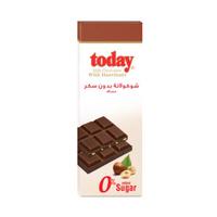 Today Diabetic Chocolate With Hazel Sugarless 65GR