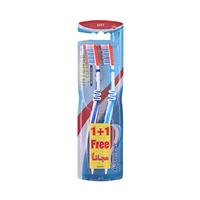 Aquafresh Toothbrush Intense Clean Interdental Soft 1+1 Free