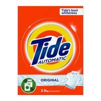 Tide detergent powder low faom original scent 2.5 Kg