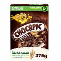 Nestle Chocapic Whole Grain Chocolate Cereals 375g