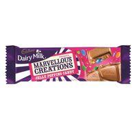 Cadbury Dairy Milk Marvelous Creations Jelly Popping Candy 38gx12