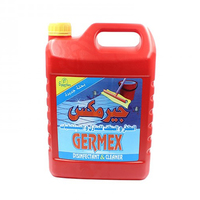 Germex Disinfectant And Cleaner Red 4L