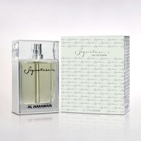Al Haramain Signature Silver Perfume Spray