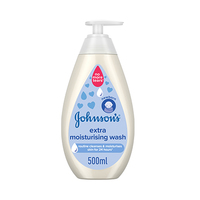 Johnson's Baby Extra Moisture Wash 500ML