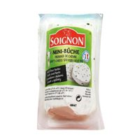 Soignon Garlic and Herbs Flavored Goat's Cheese 110g