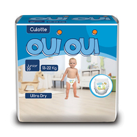 Oui Oui Diapers Culotte 13-22KG 20 Pads